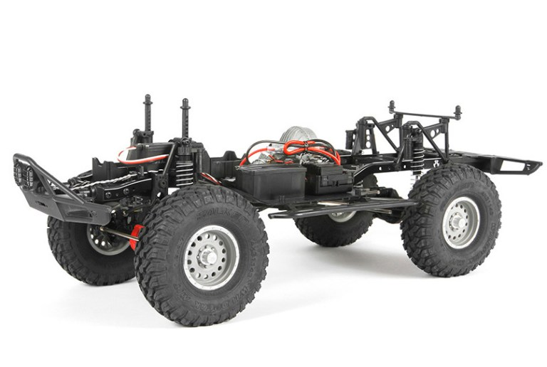 Axial Scx 10 II rtr chassis telaio 4wd 02