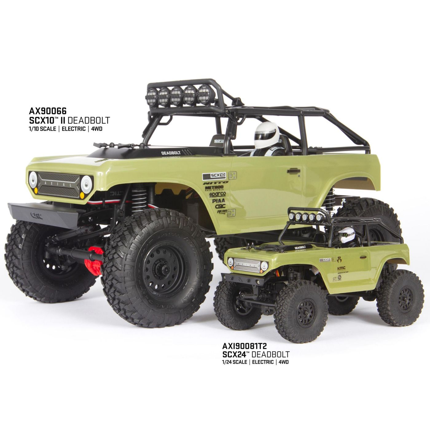 Axial Scx24 rtr scaler 1/24 04
