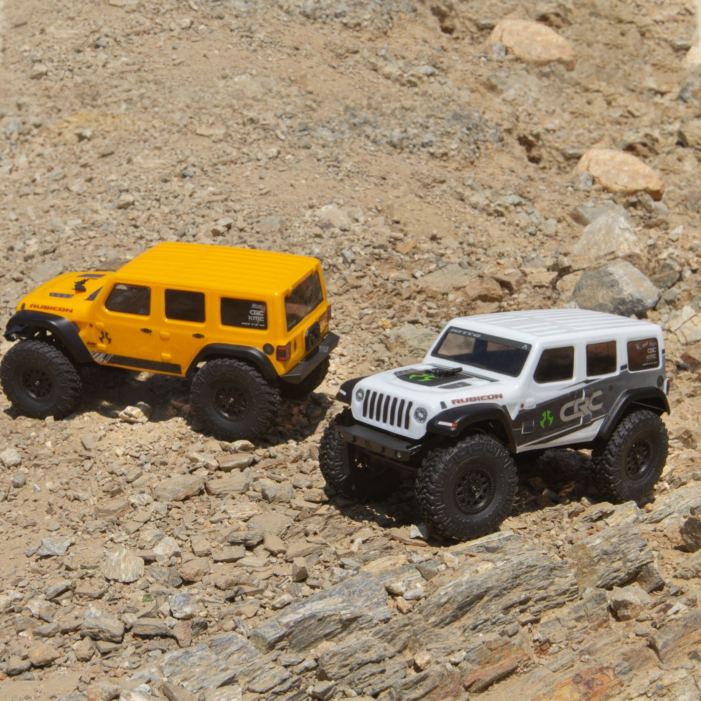 Axial Scx24 Jeep Wrangler 4x4 rtr scaler 1/24 04
