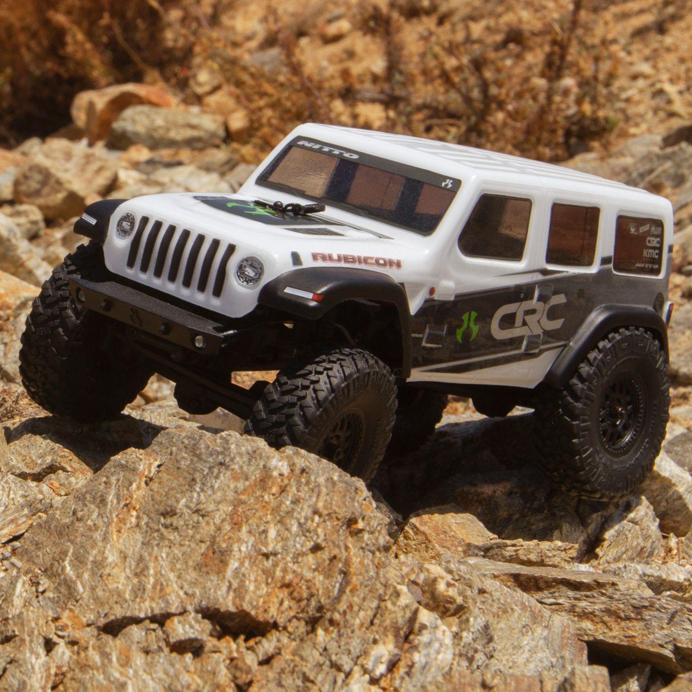 Axial Scx24 Jeep Wrangler 4x4 rtr scaler 1/24 01