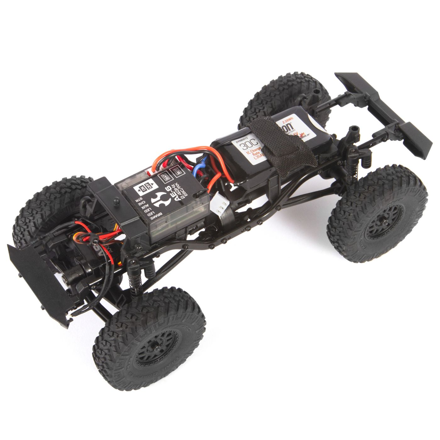 Axial Scx24 Jeep Wrangler 4x4 rtr scaler 1/24 02