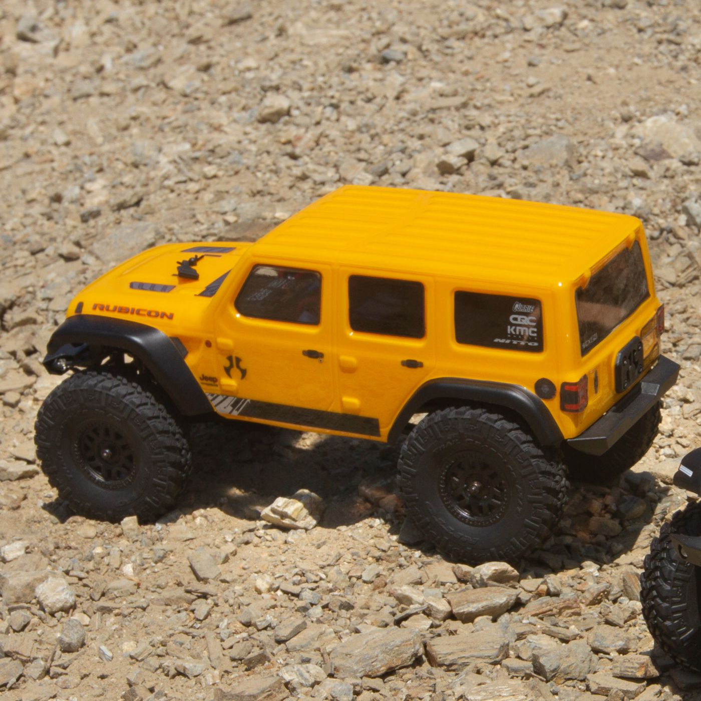 Axial Scx24 Jeep Wrangler 4x4 rtr scaler 1/24 01