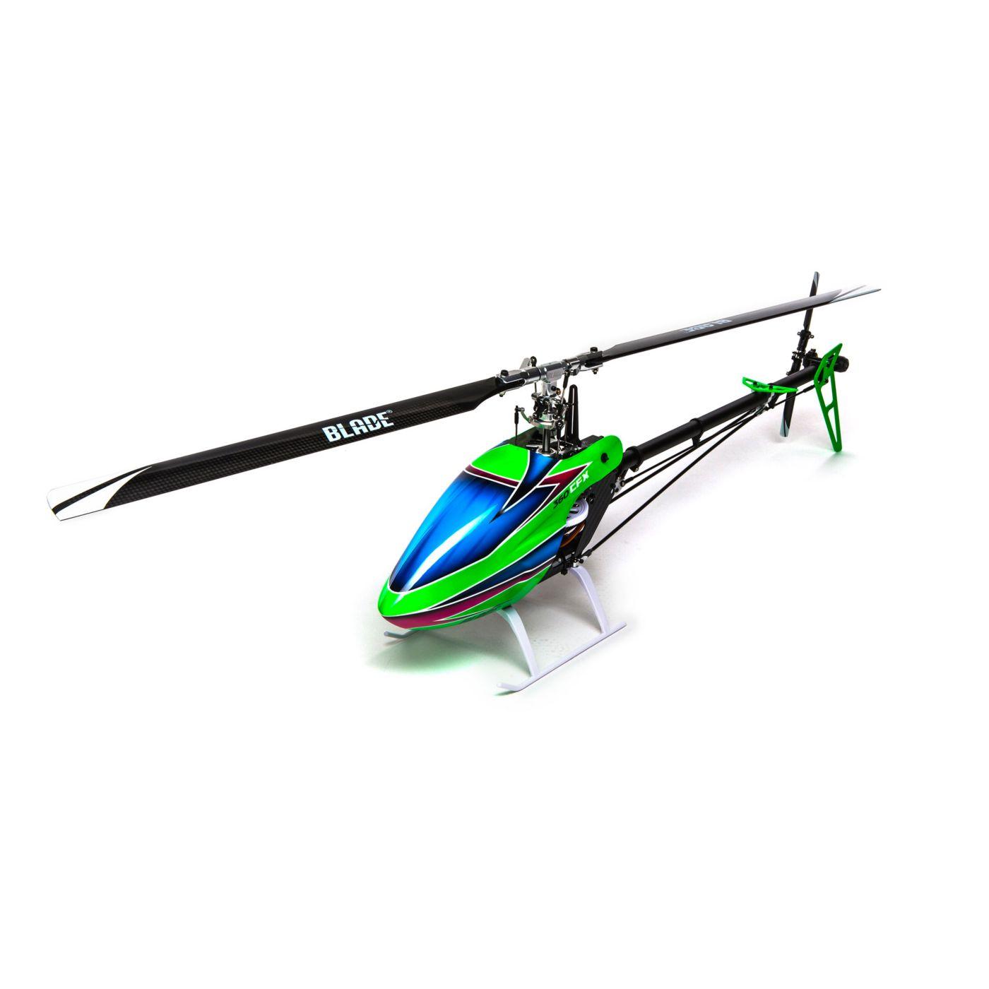 Blade 360 CFX 3S Elicottero rc bnf 3d 02