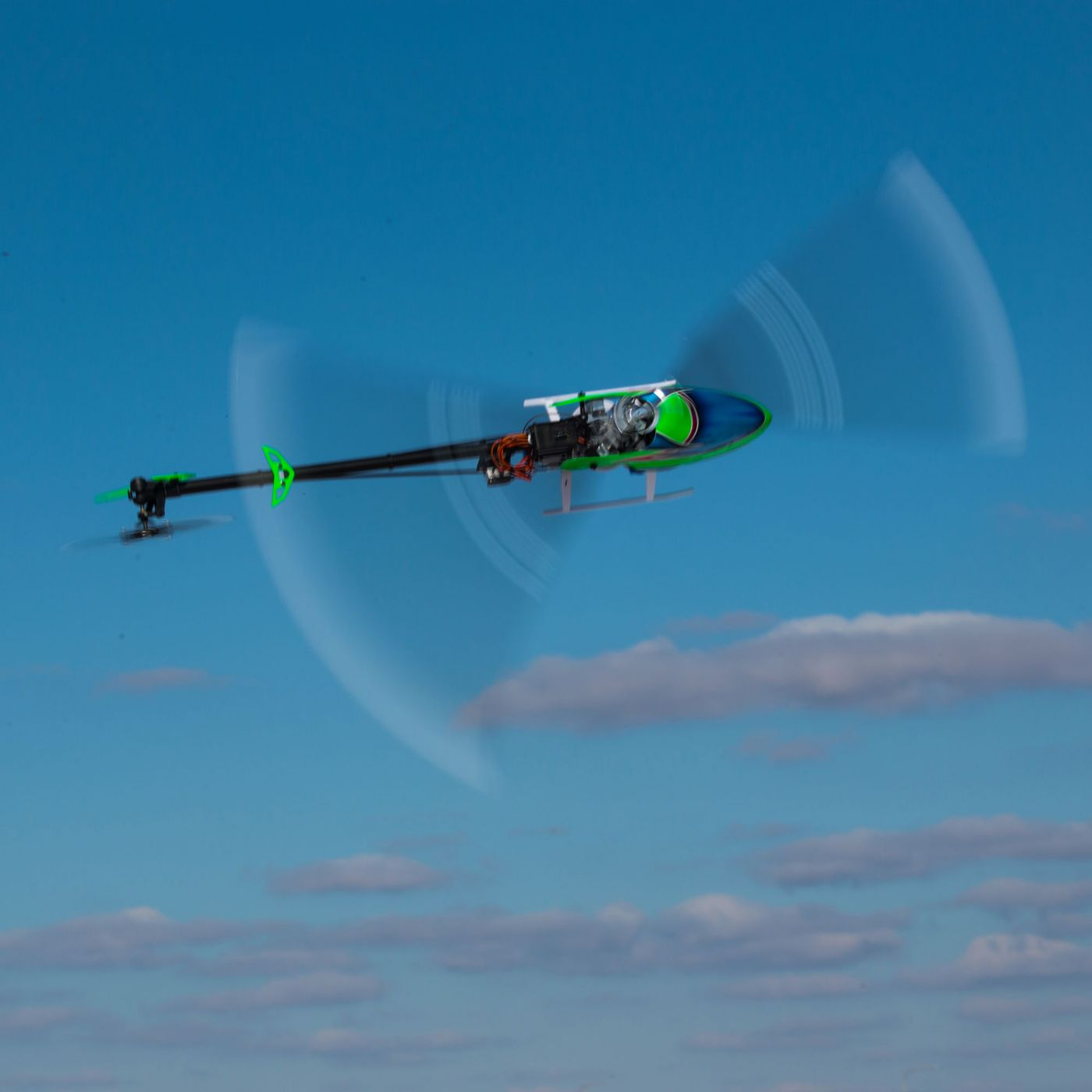 Blade 360 CFX 3S Elicottero rc bnf 3d 12