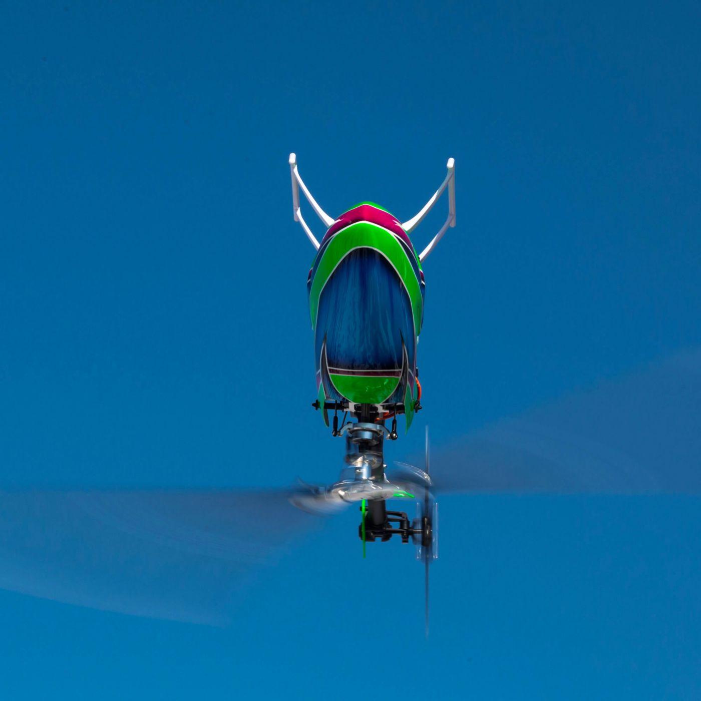 Blade 360 CFX 3S Elicottero rc bnf 3d 13