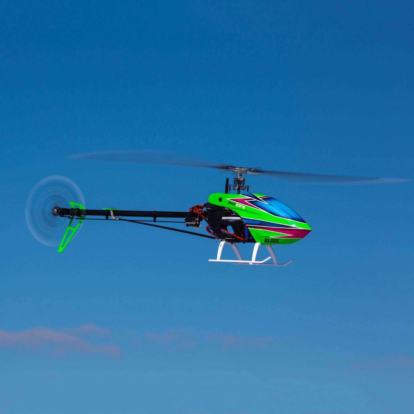 Blade 360 CFX 3S Elicottero rc bnf 3d 01