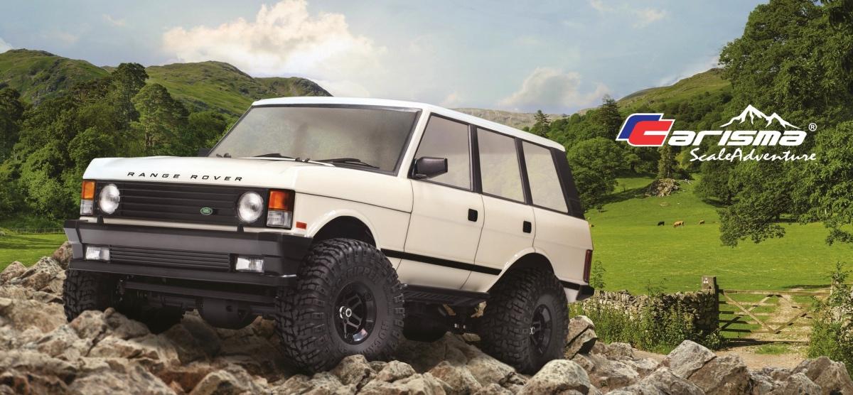 Carisma Carisma Range Rover 1981 Scaler 1 /10 RTR 1