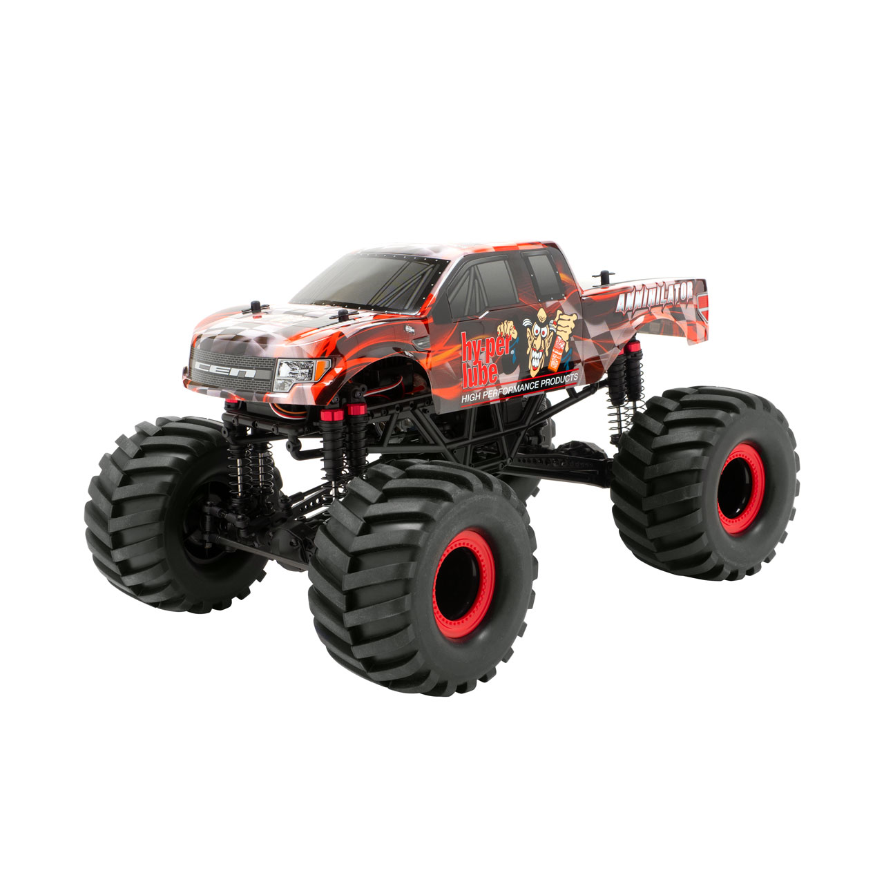 Can Racing HL150 Monster Truck RC 4WD RTR 1/10 01