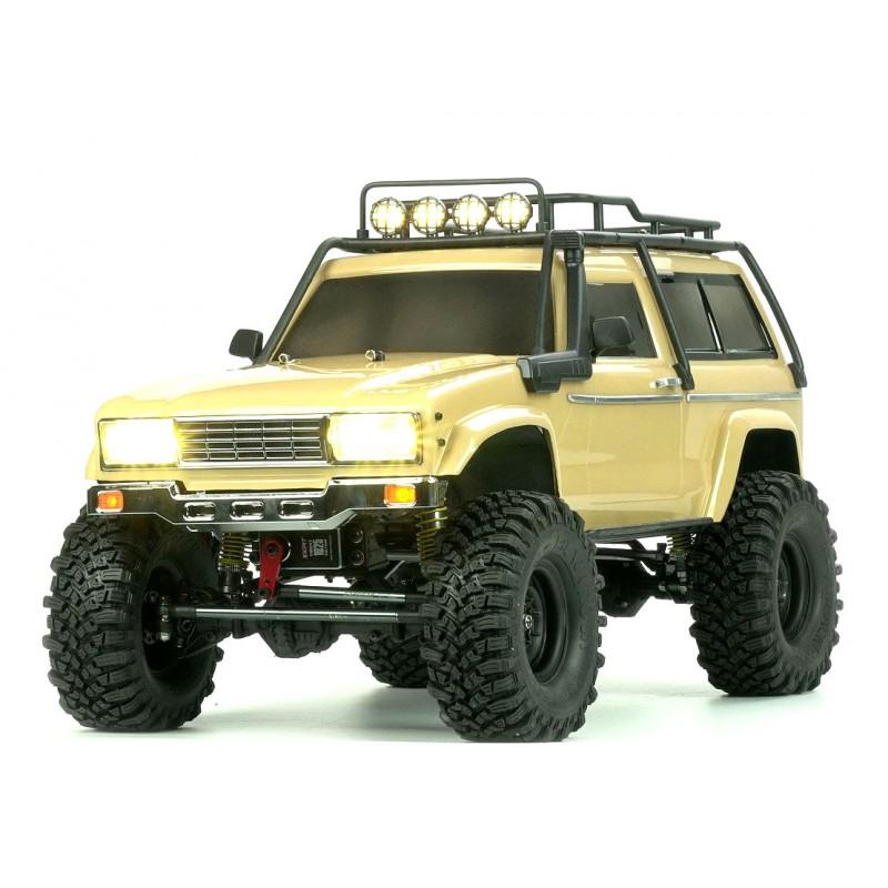 Cross rc FR4 A kit scaler pickup rc 4x4 01
