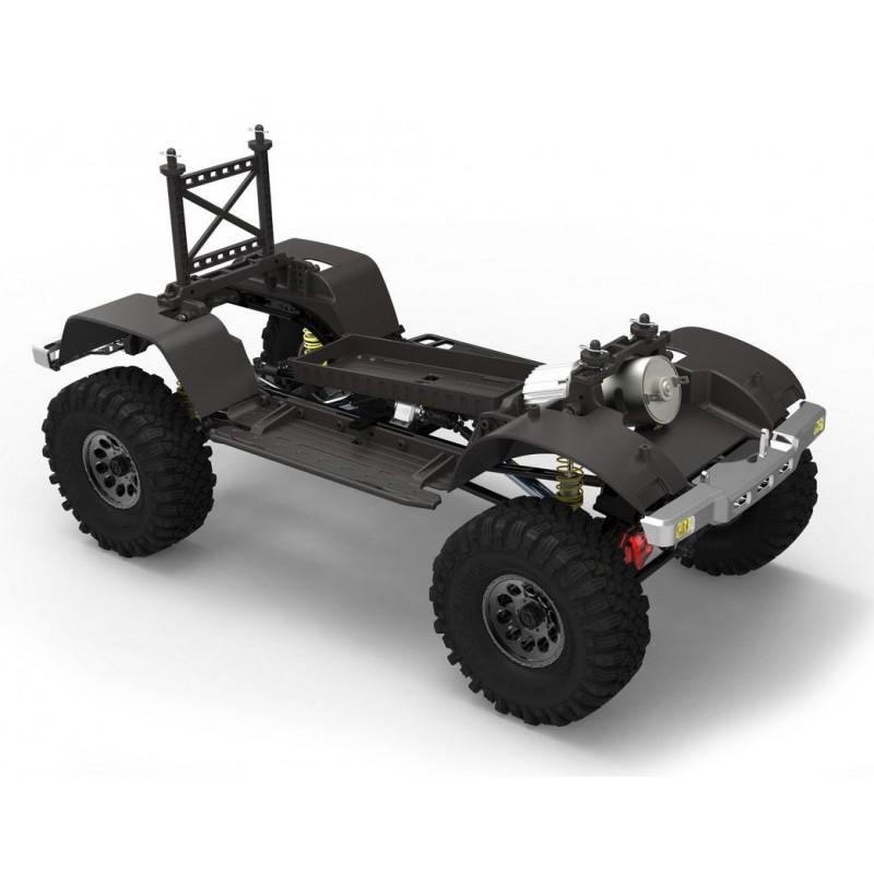 Cross rc FR4 kit scaler pickup rc 4x4 02