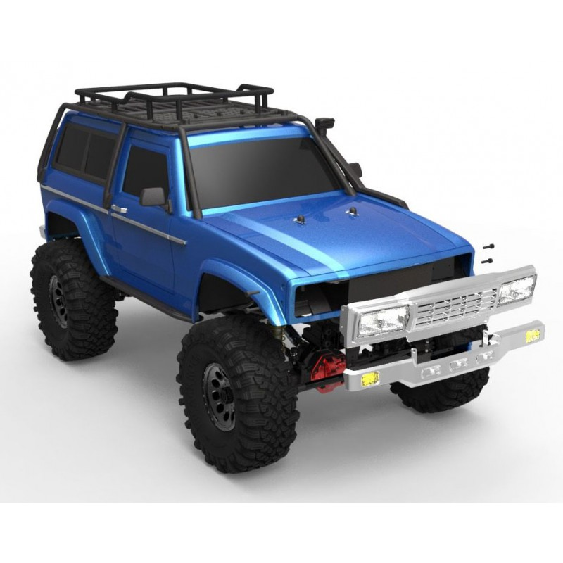 Cross rc FR4 kit scaler pickup rc 4x4 8