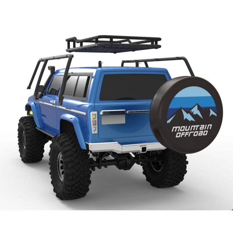 Cross rc FR4 kit scaler pickup rc 4x4 10