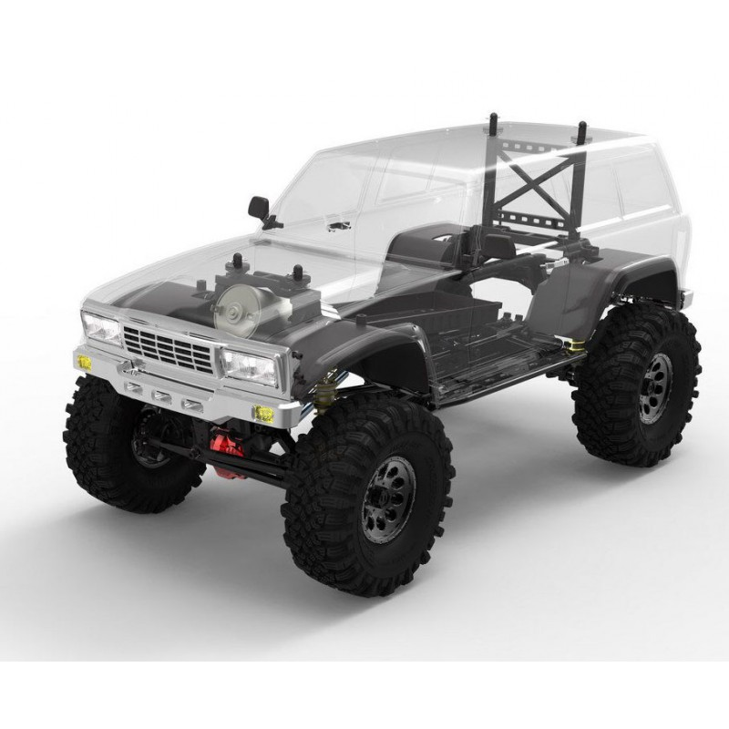 Cross rc FR4 kit scaler pickup rc 4x4 9
