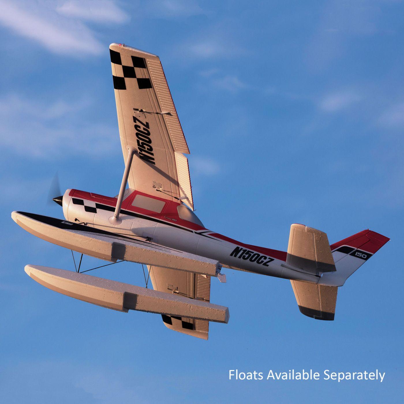 E-flite Carbon Z Cessna 150 2.1m BNF Basic 02