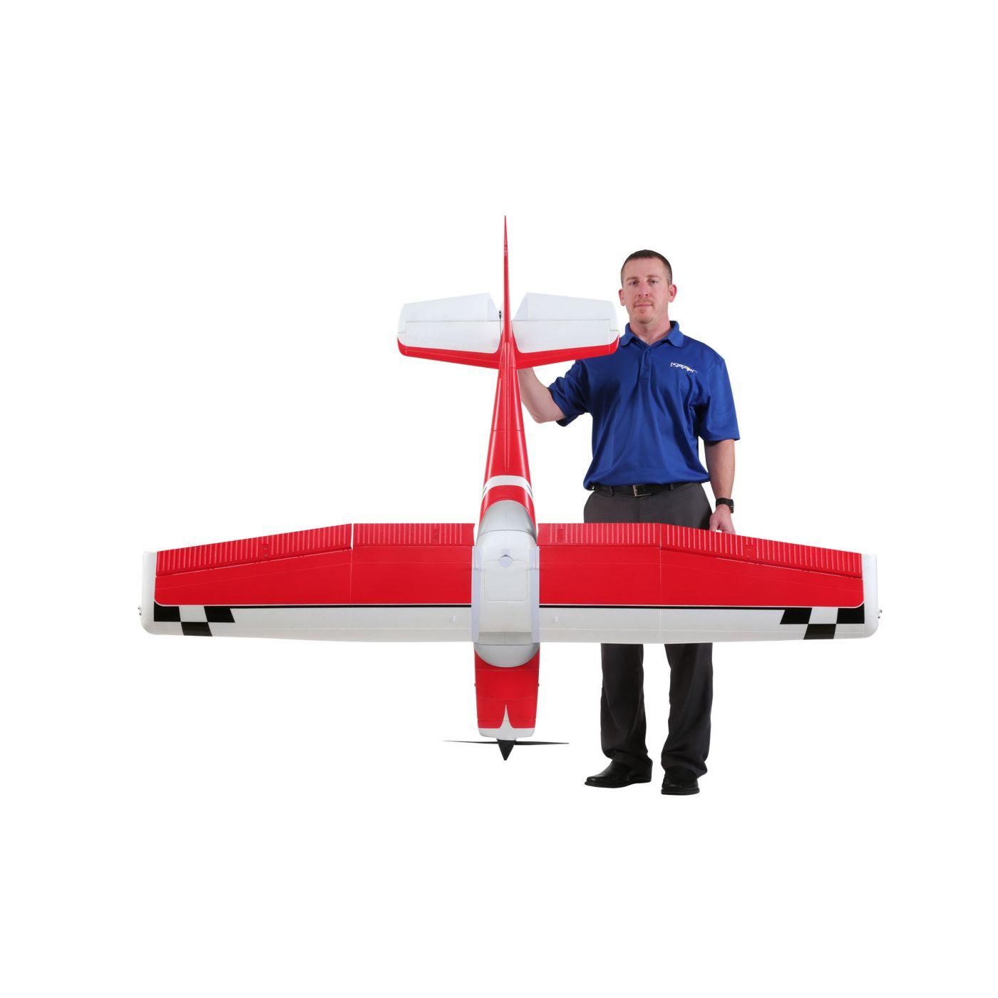 E-flite Carbon Z Cessna 150 2.1m BNF Basic 03