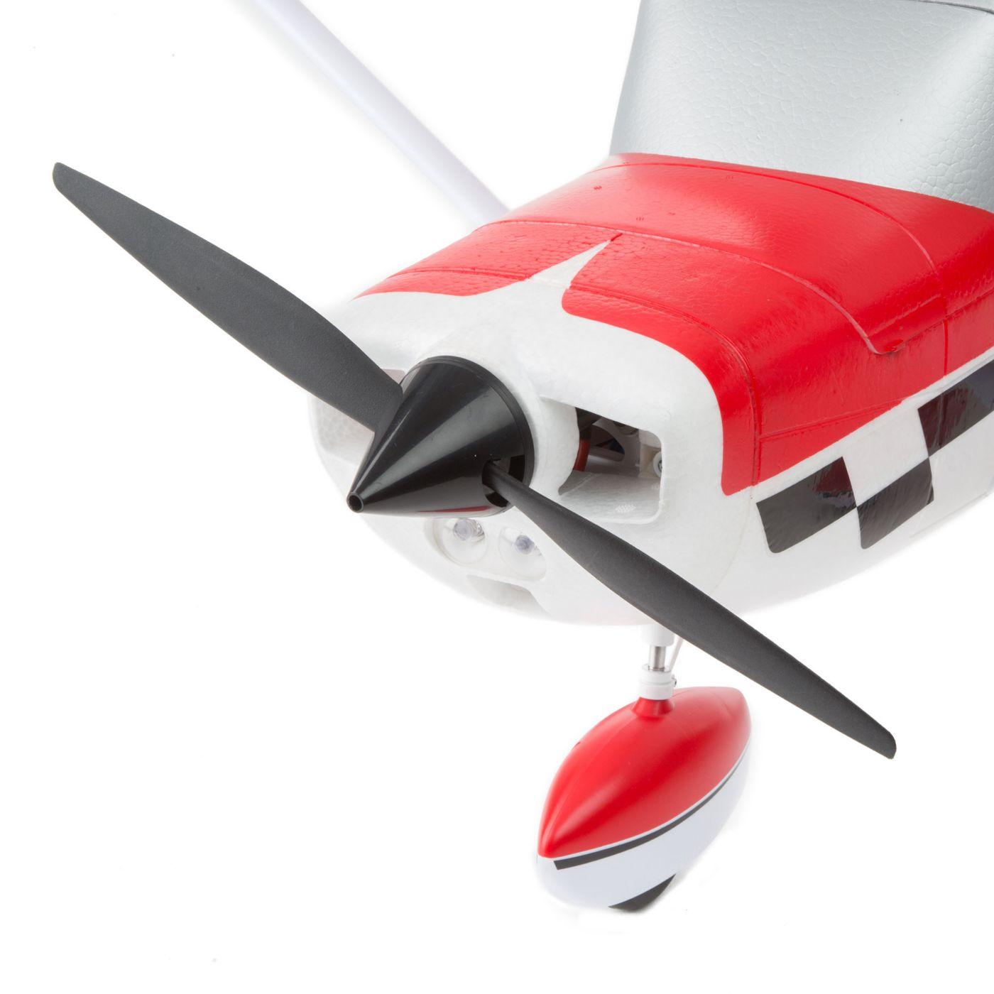 E-flite Carbon Z Cessna 150 2.1m BNF Basic 06
