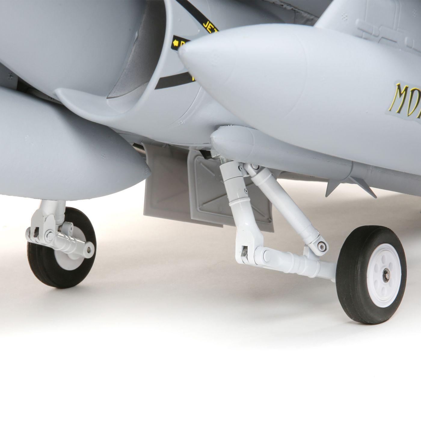 E-flite F-18 Hornet Jet EDF BNF Basic Safe 07