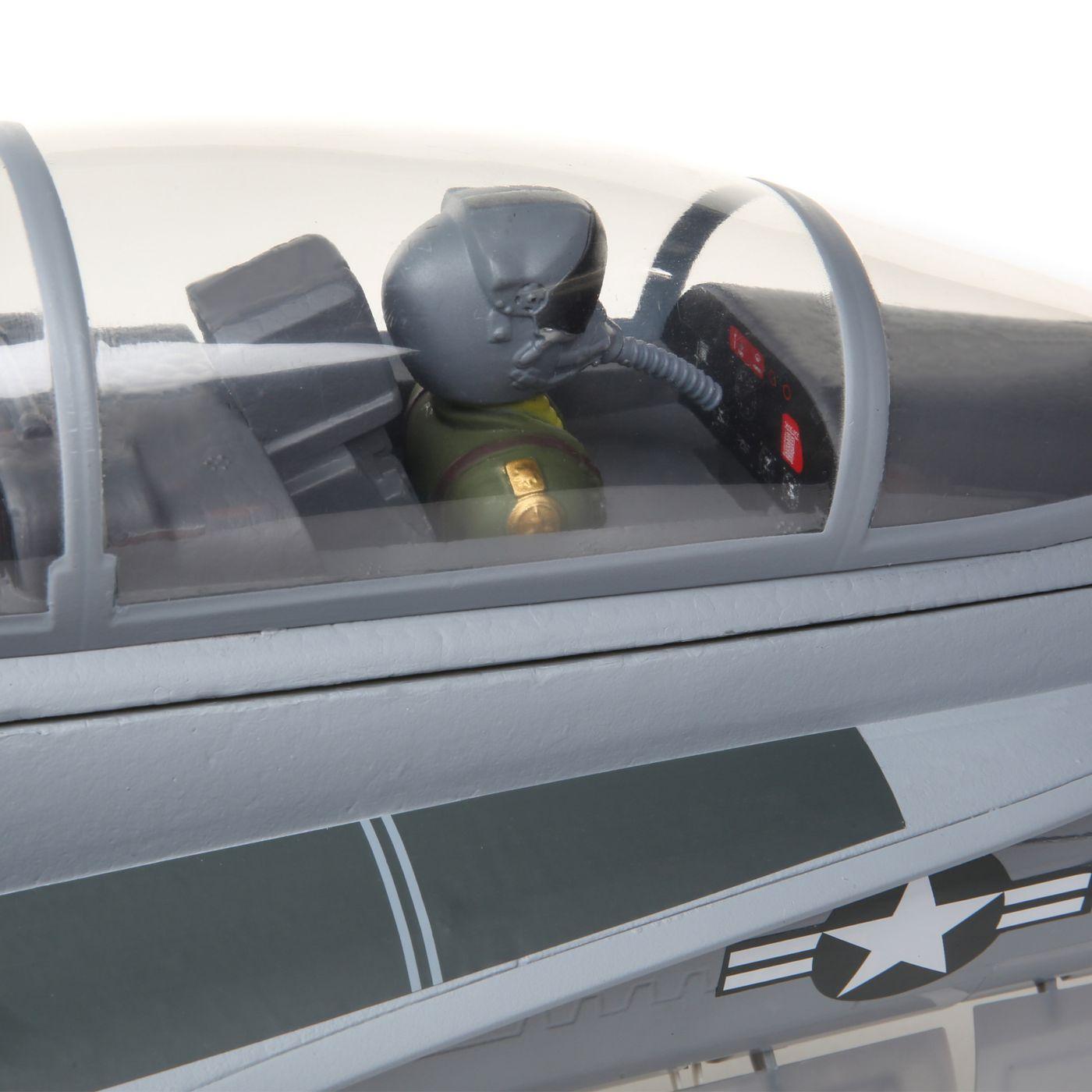 E-flite F-18 Hornet Jet EDF BNF Basic Safe 09