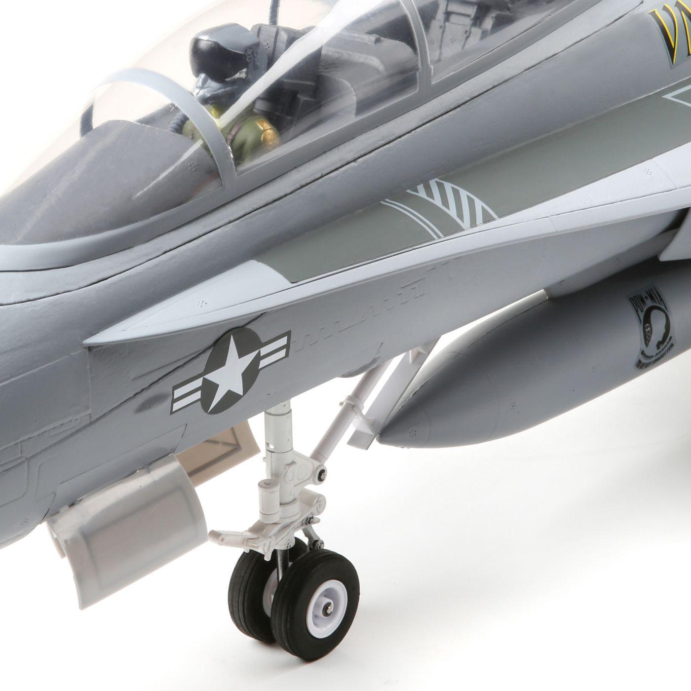 E-flite F-18 Hornet Jet EDF BNF Basic Safe 10
