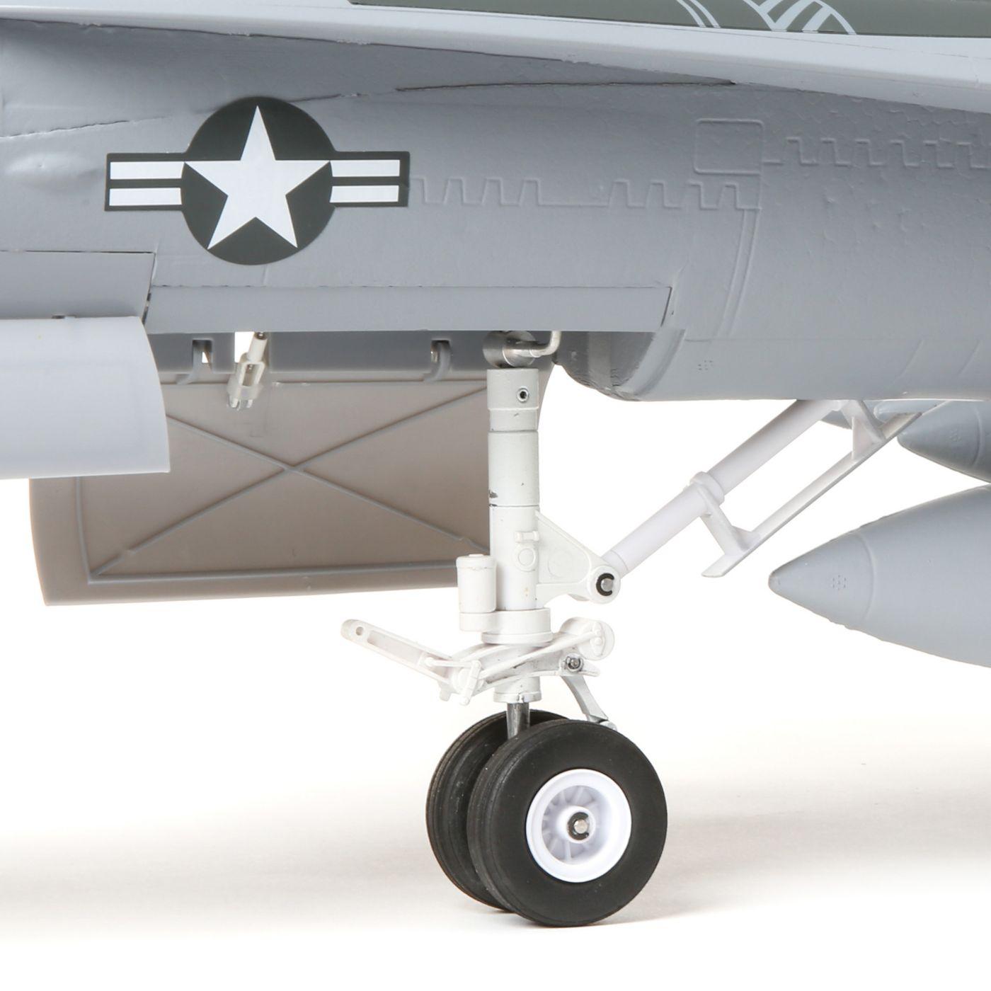 E-flite F-18 Hornet Jet EDF BNF Basic Safe 11