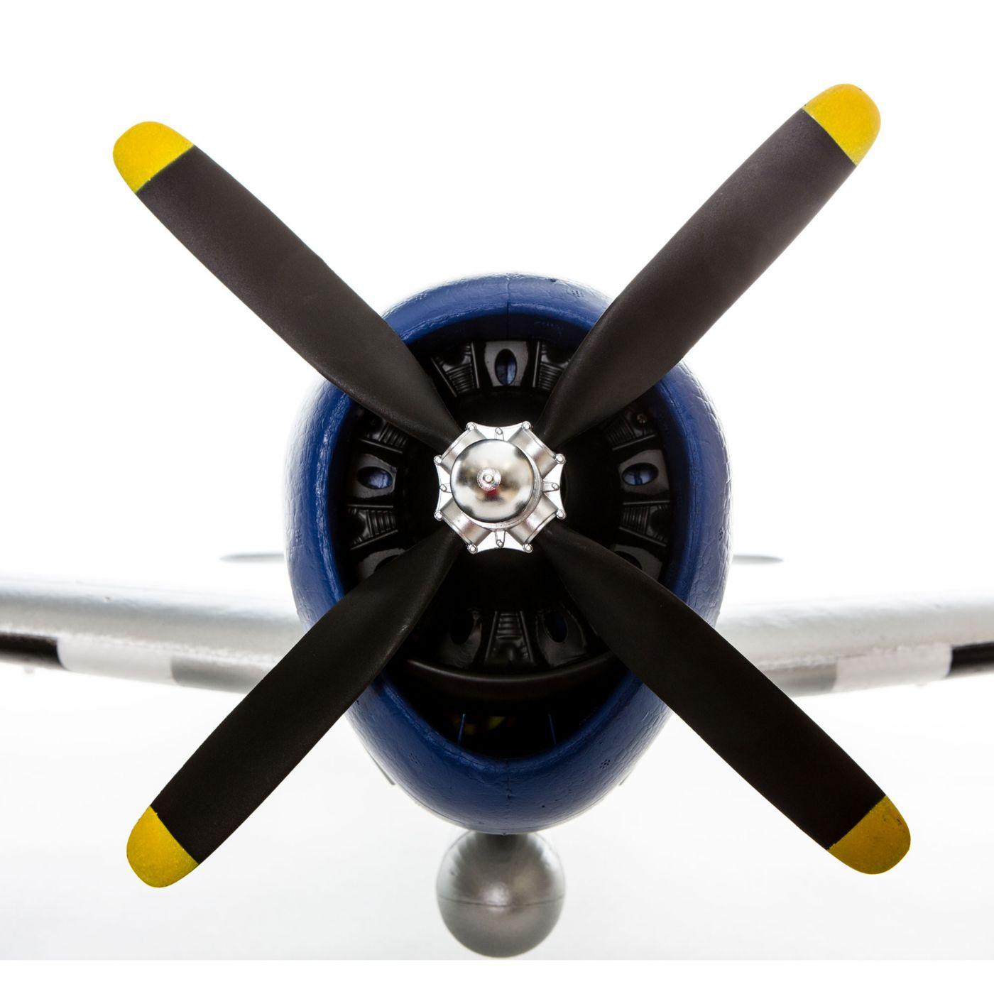 E-flite P-47 Razorback Warbird bnf basic safe 07