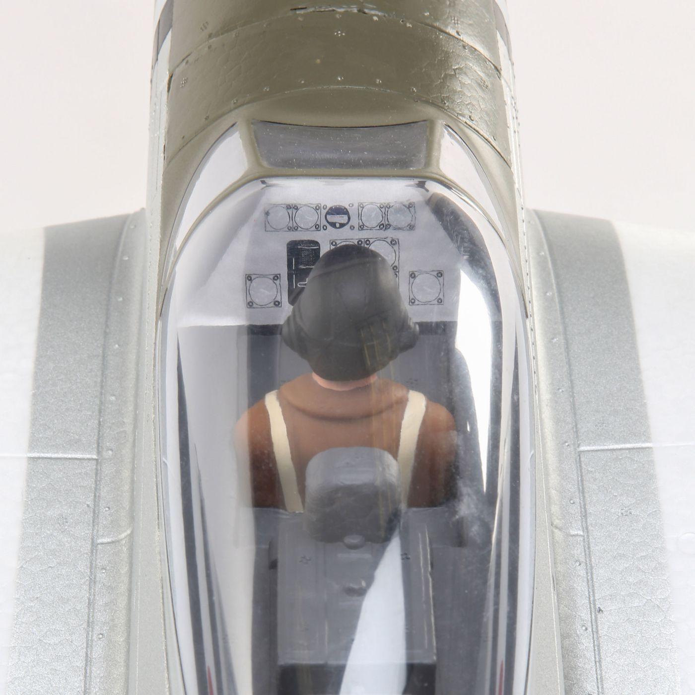 E-flite P-51d Mustang Warbird bnf basic safe 09