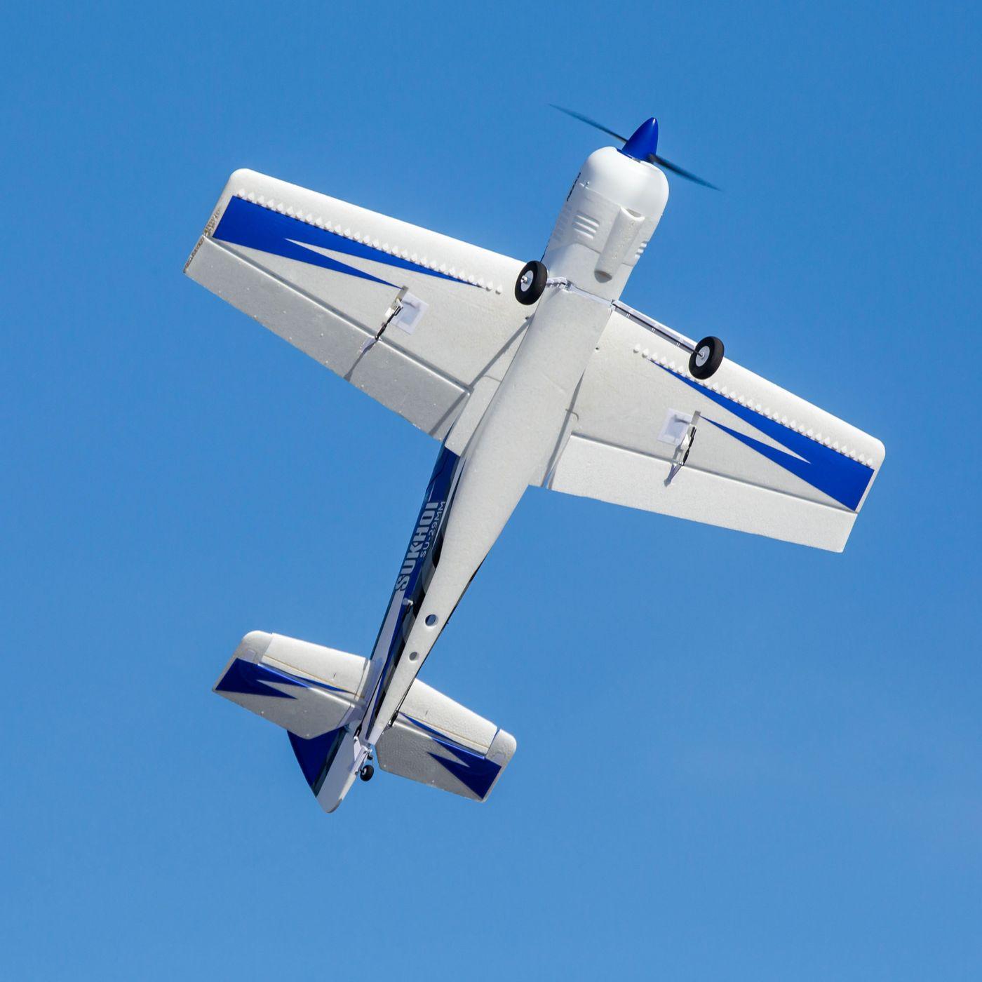E-flite Sukhoi su-29 MM BNF Safe AS3X 1.1m 07