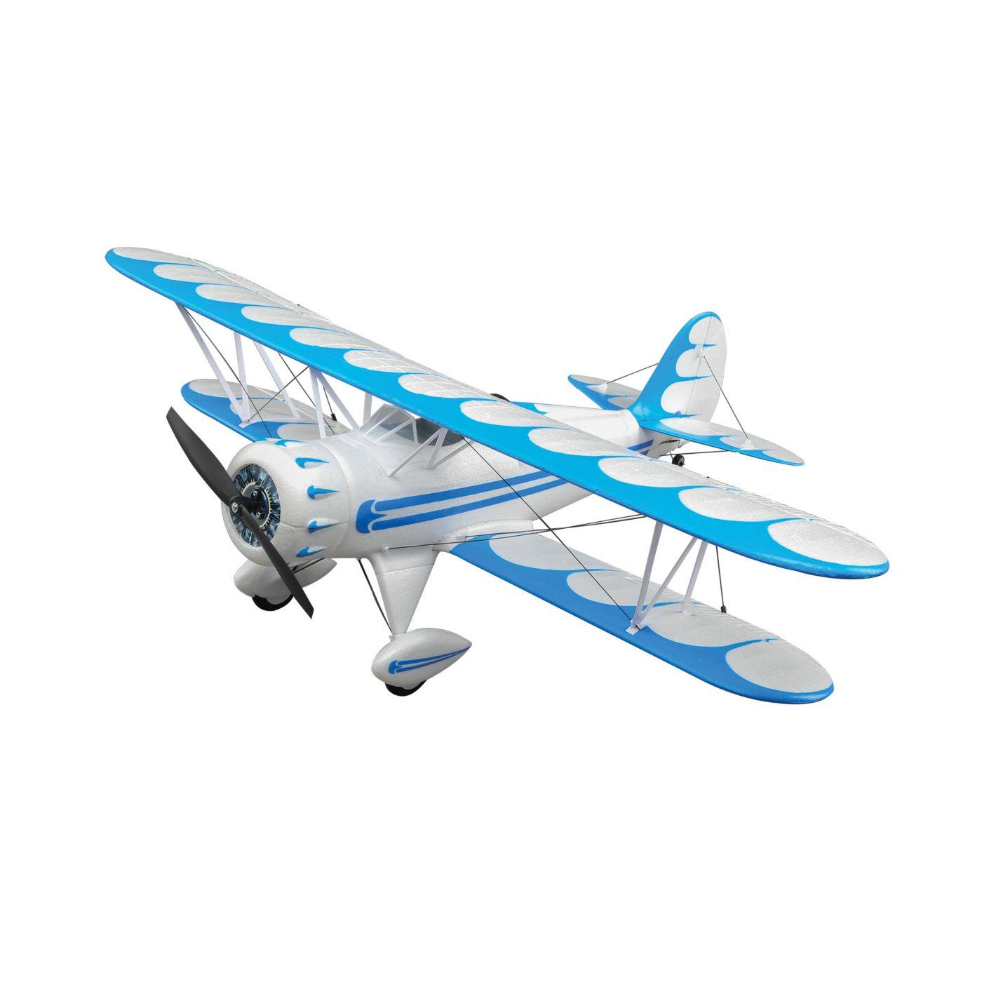E-flite UMX Waco Biplano BL EDF BNF AS3X 02