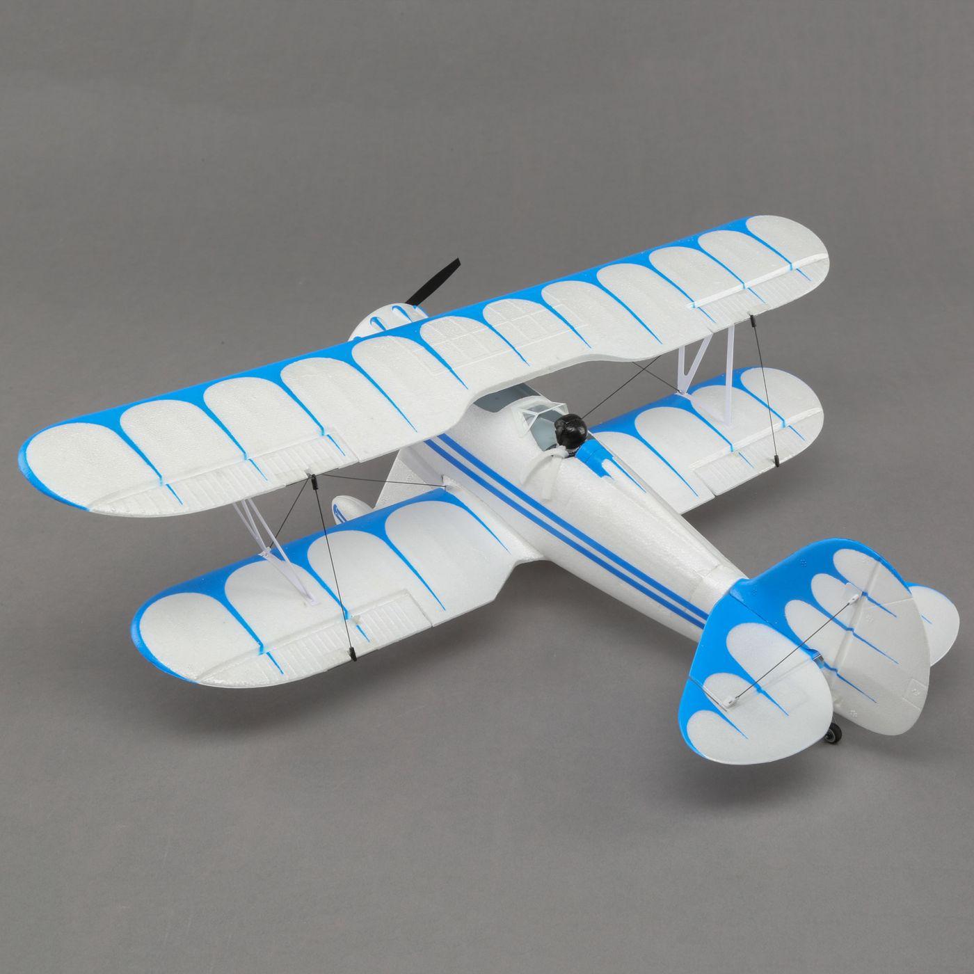 E-flite UMX Waco Biplano BL EDF BNF AS3X 03
