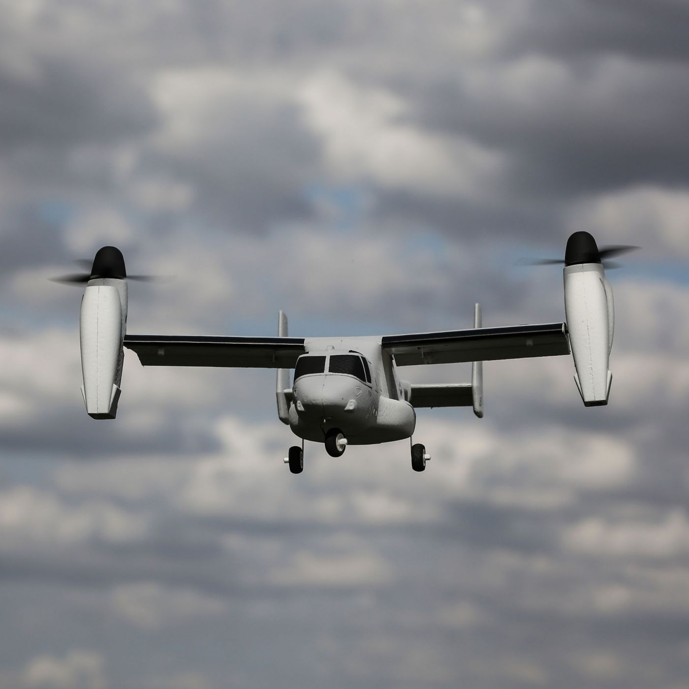 E-flite V-22 Osprey VTOL BNF Basic 03