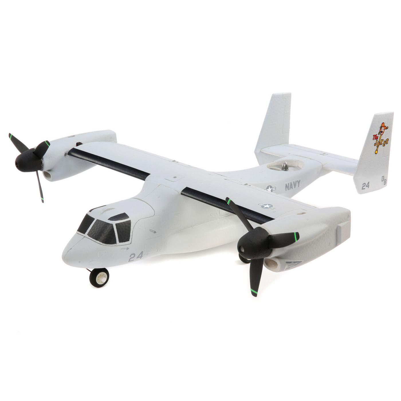 E-flite V-22 Osprey VTOL BNF Basic 06