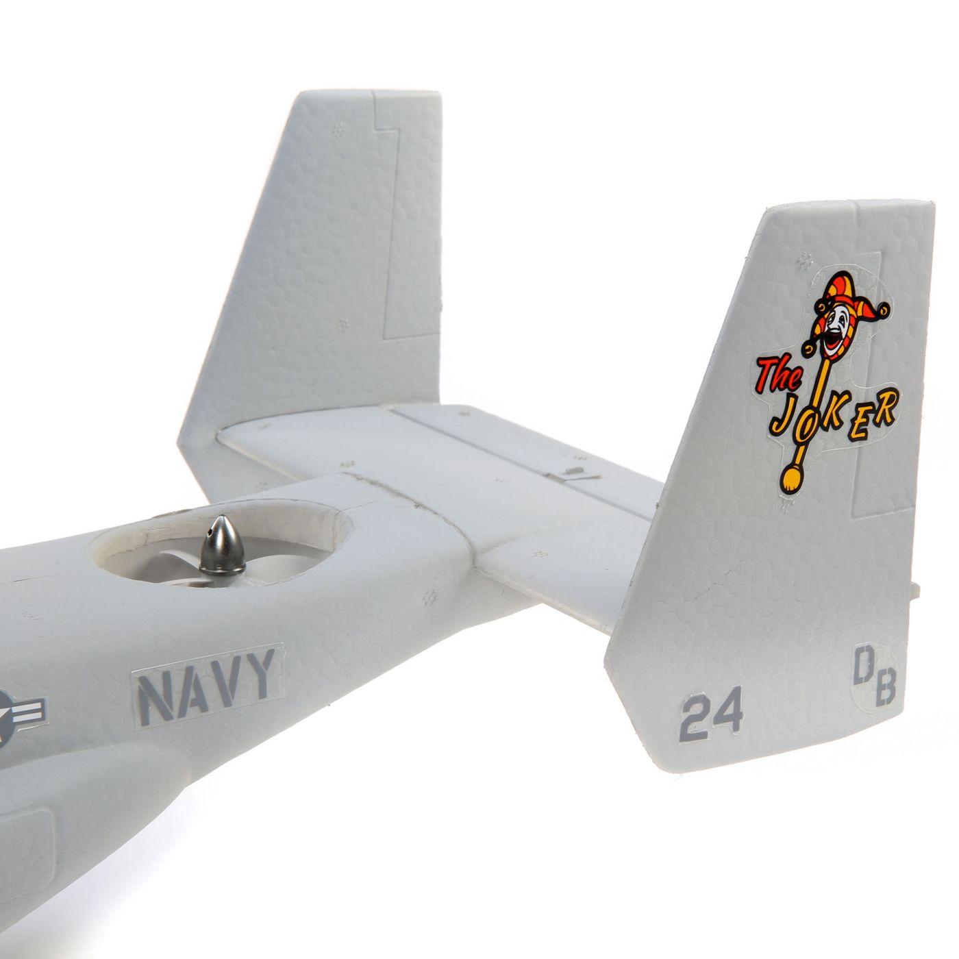 E-flite V-22 Osprey VTOL BNF Basic 08