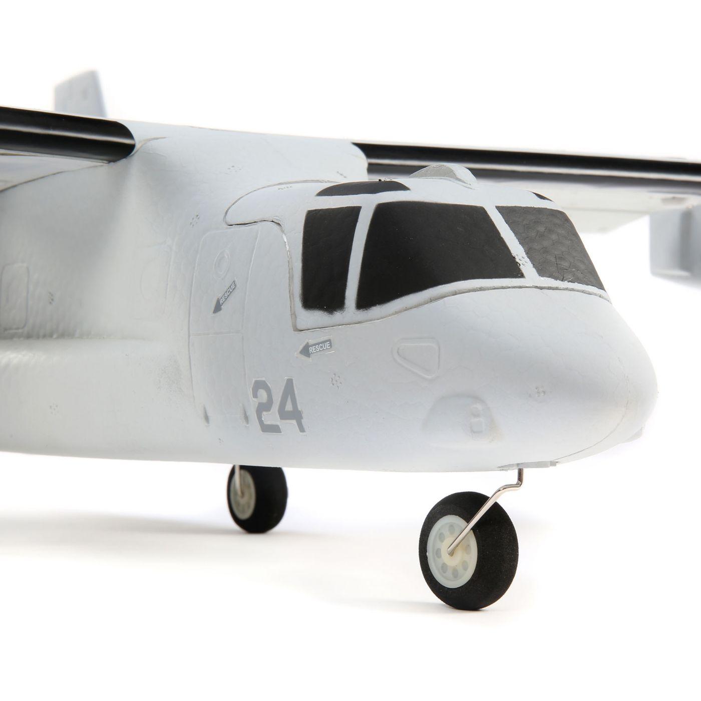 E-flite V-22 Osprey VTOL BNF Basic 09