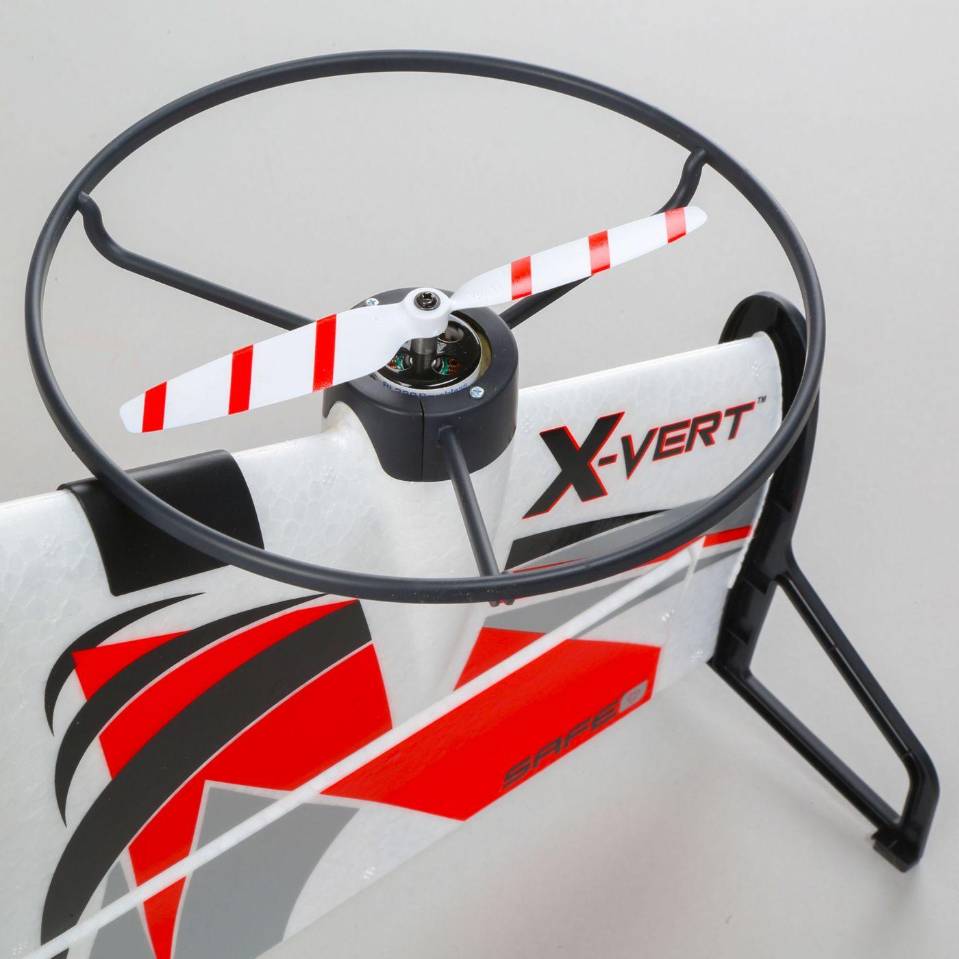 E flite X-Vert VTOL AS3X SAFE BNF 07