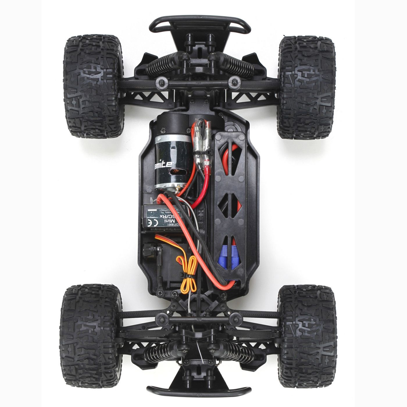 ecx ruckus monster truck 4wd rc rtr 02