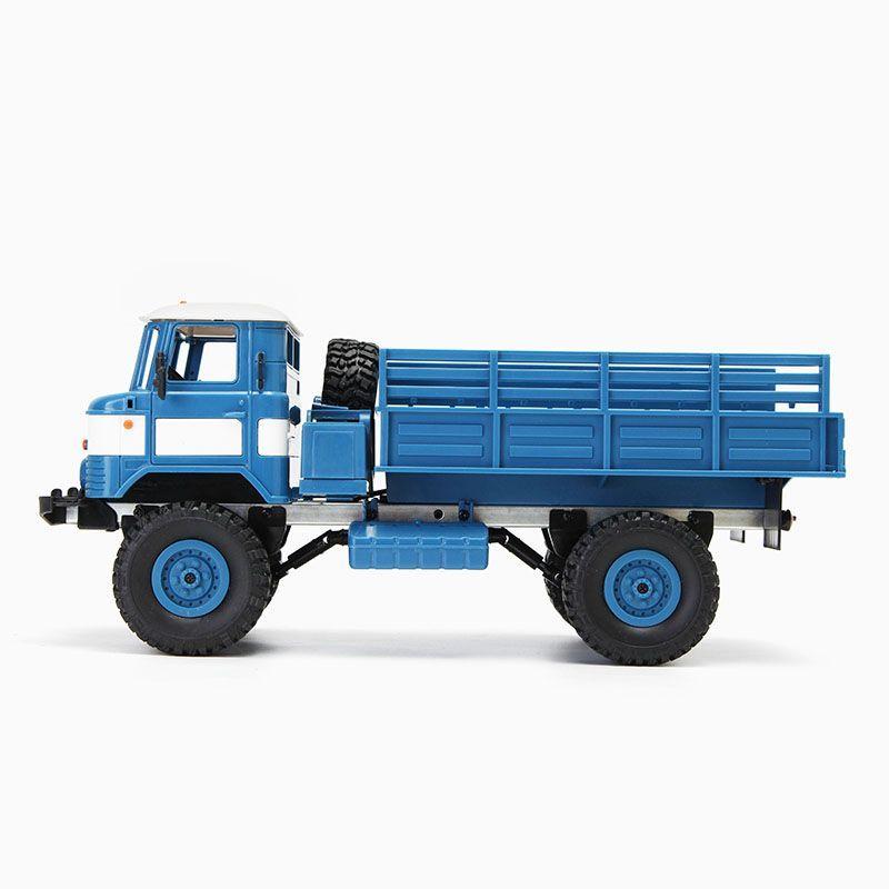 Funtek PR4 4WD Military Truck brown 1/16 rc rtr 02