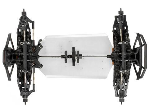 Hpi Bullet MT Flux 2_4GHZ Brushless RTR 08