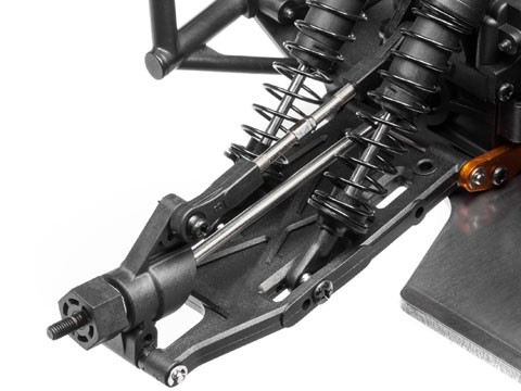 Hpi Bullet MT Flux 2_4GHZ Brushless RTR 10
