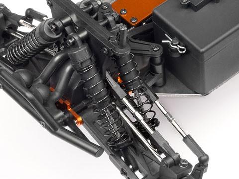 Hpi Bullet MT Flux 2_4GHZ Brushless RTR 12