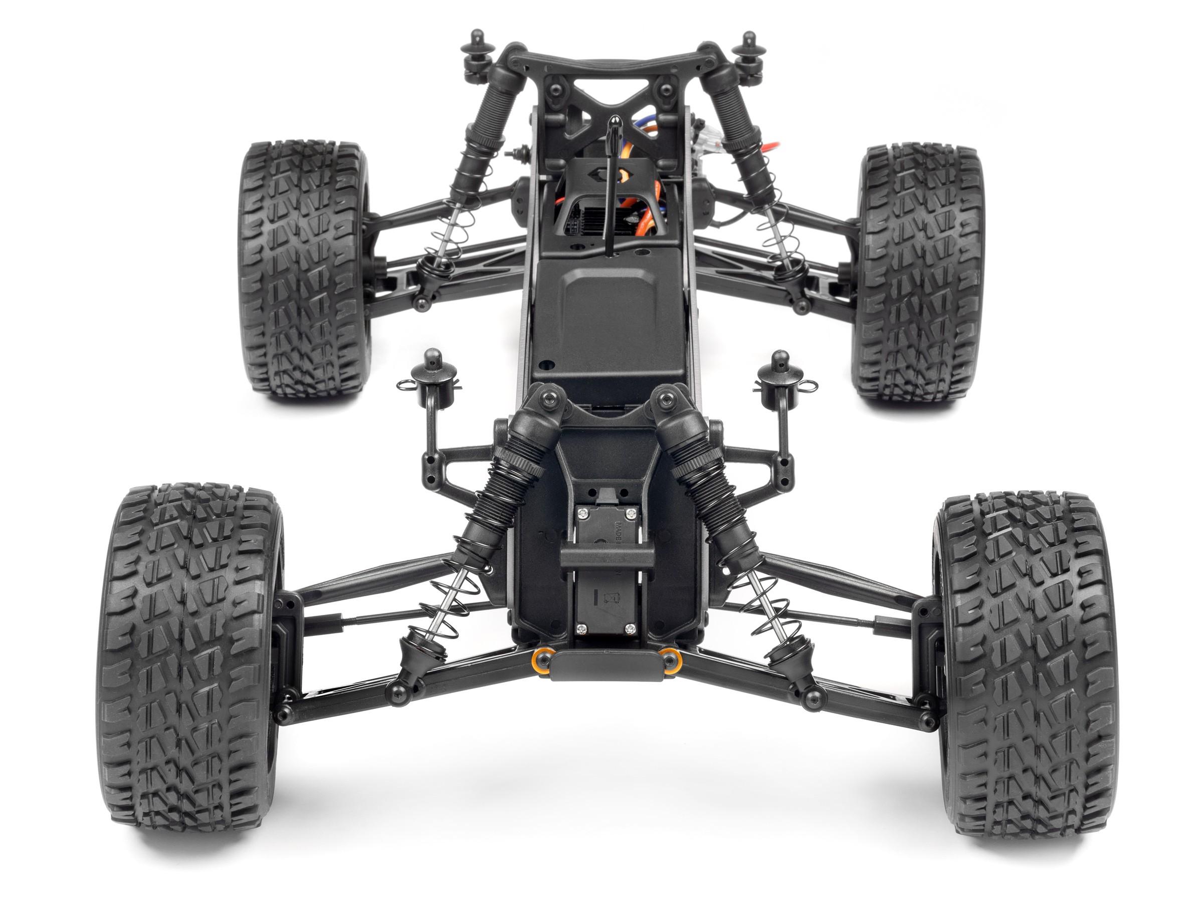 Hpi Jumpshot ST V2 Brushed 2WD RTR 03