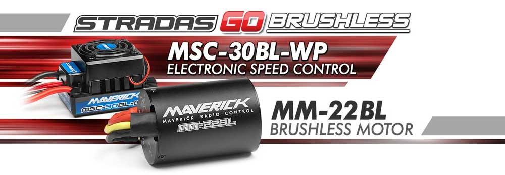 Strada XB Buggy Brushless 1-10 RTR 02
