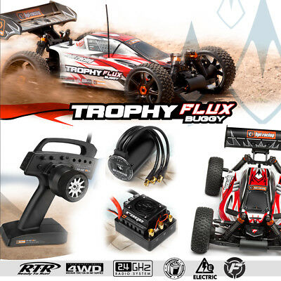 Trophy Flux Buggy Brushless1_8 4WD RTR 01