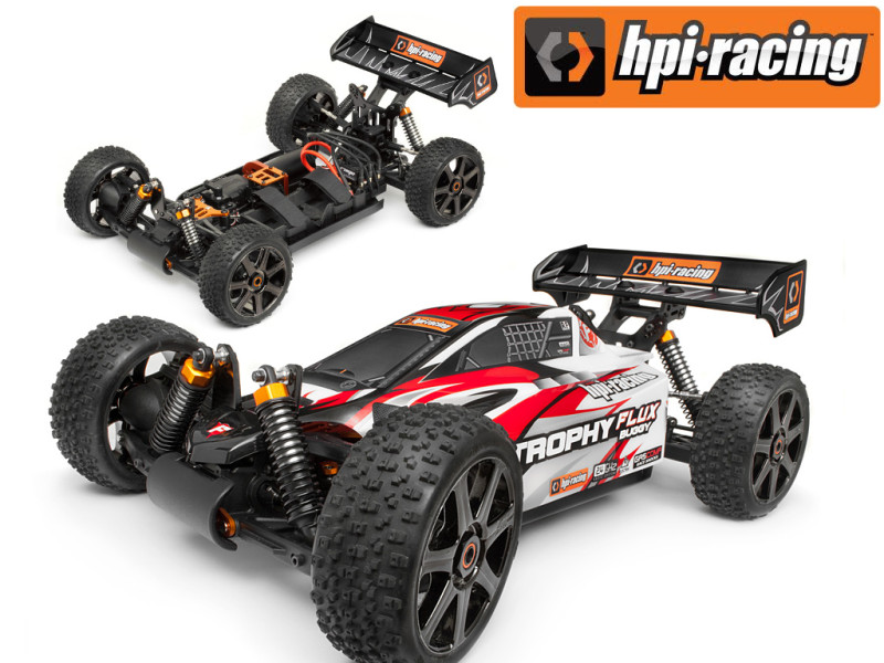 Trophy Flux Buggy Brushless1_8 4WD RTR 02