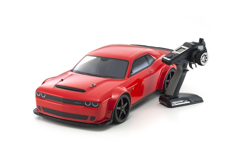 Kyosho Inferno GT2 VE Brushless GT Dodge 1