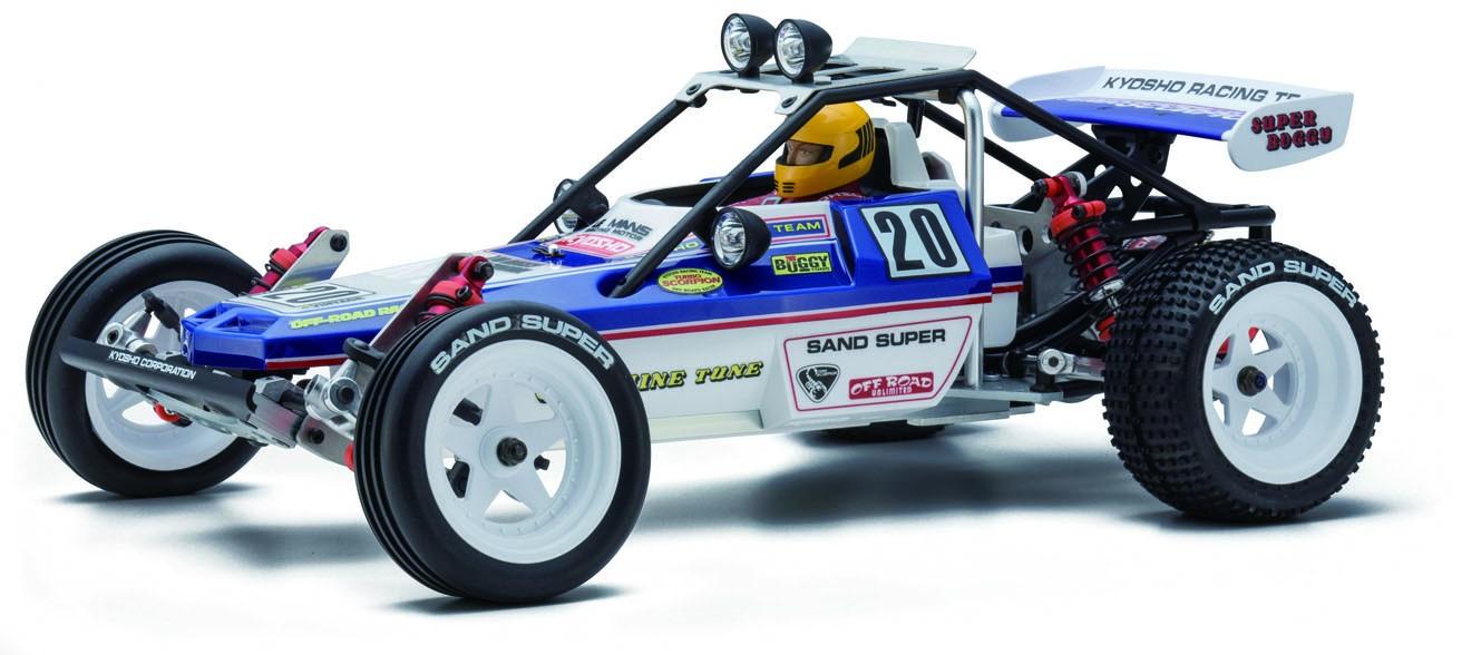 Kyosho Buggy Turbo Scorpion Legendary Series 1
