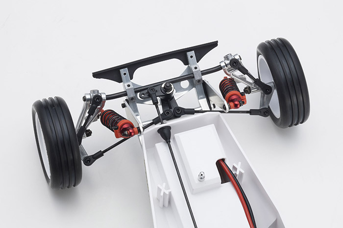 Kyosho Buggy Turbo Scorpion Legendary Series 3