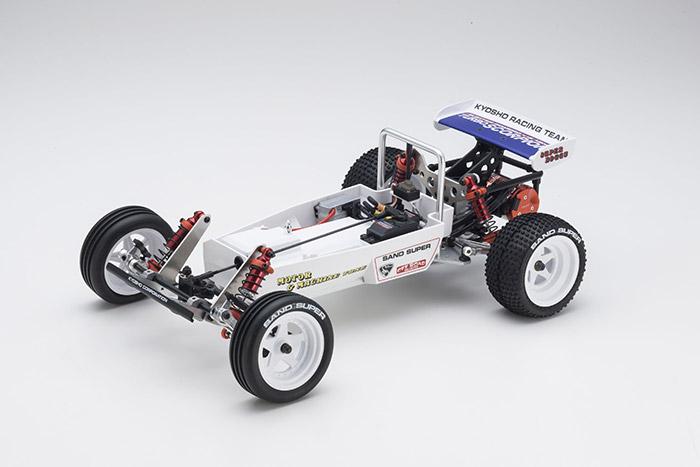 Kyosho Buggy Turbo Scorpion Legendary Series 2