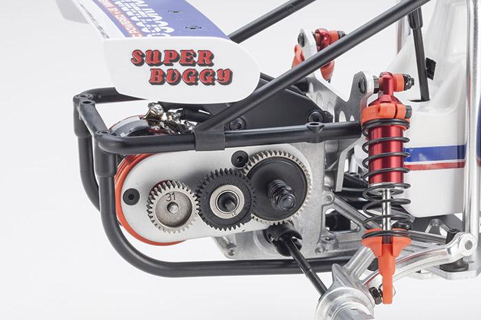 Kyosho Buggy Turbo Scorpion Legendary Series 8