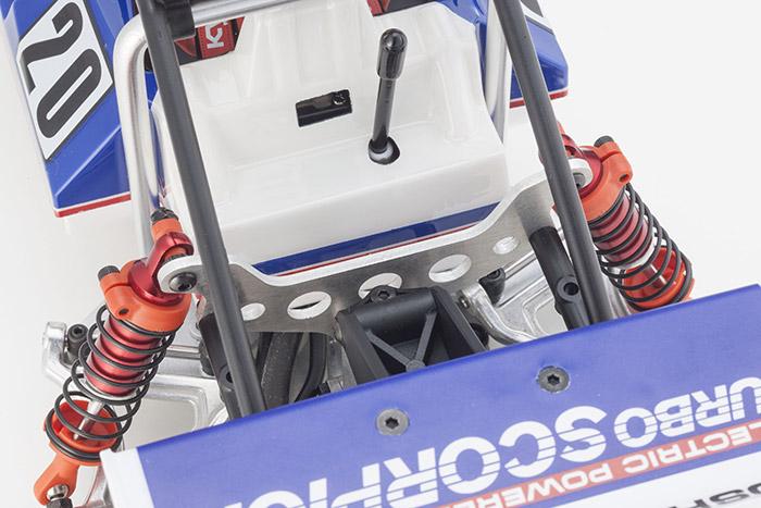 Kyosho Buggy Turbo Scorpion Legendary Series 9