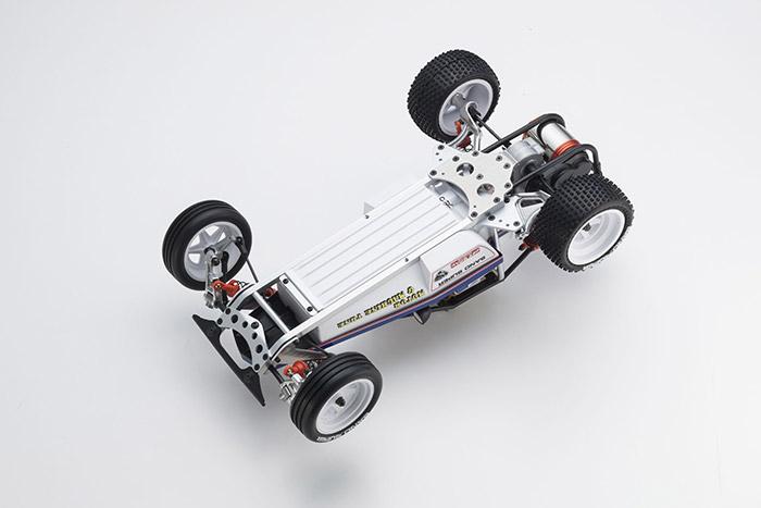 Kyosho Buggy Turbo Scorpion Legendary Series 10
